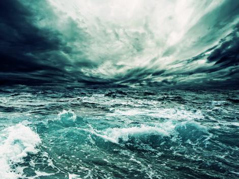 cyan+sea+storm+wall+inkbluesky
